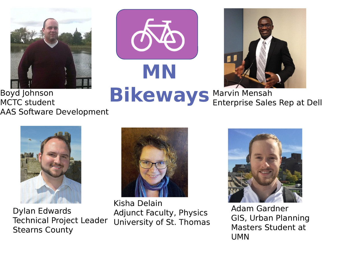 Minnesota Bikeways Team